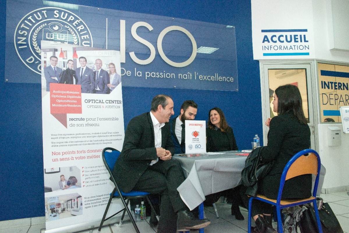 iso job meeting 2019   une participation en hausse